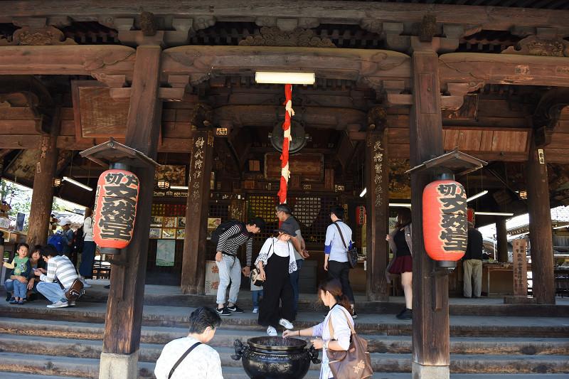 文殊堂の人々(神仏習合の話)_e0374932_15112406.jpg