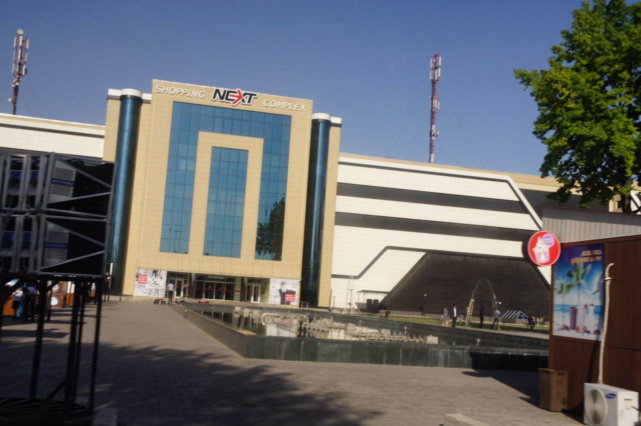 トルクメニスタンの旅(22) 最後に タシケント観光、そして帰国_c0011649_00001396.jpg