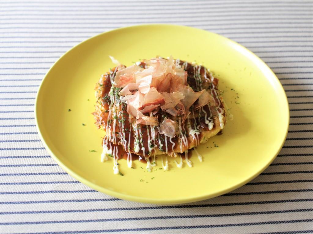 フワフワ豆腐のお好み焼き_f0220354_09360259.jpg