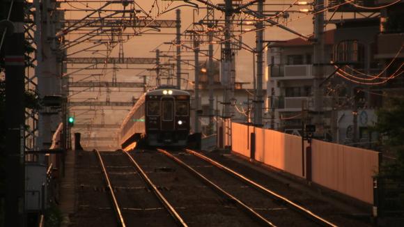 阪急7015F 夕方 _d0202264_22104712.jpg