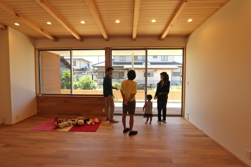 ありがとう!!オープンハウス「Framy House」_f0324766_14335088.jpg