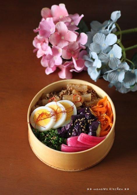 日本で快適な都市TOP5 ✿ bento&晩ご飯(๑¯﹃¯๑)♪_c0139375_1201788.jpg