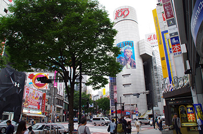 6月8日(金)今日の渋谷109前交差点_b0056983_20014560.jpg