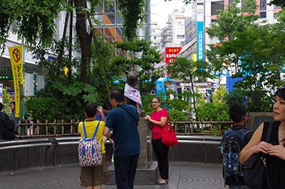 6月8日(金)今日の渋谷109前交差点_b0056983_20014666.jpg