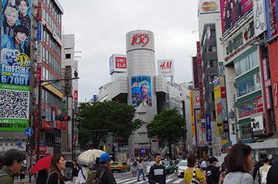 6月8日(金)今日の渋谷109前交差点_b0056983_20014798.jpg