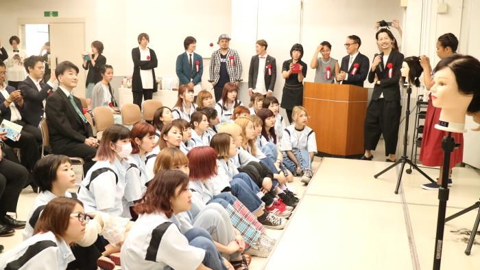 第一回ハサミノチカラアカデミー卒業式&ツアー報告_c0204289_20344740.jpg