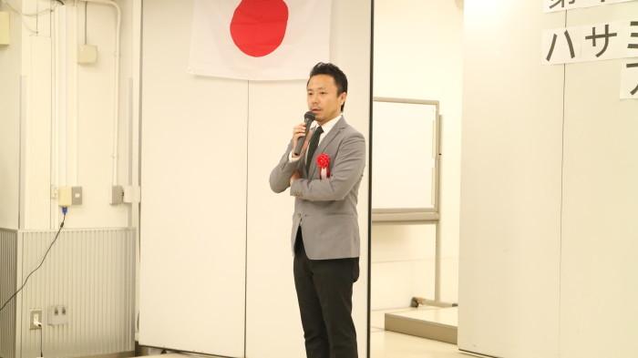 第一回ハサミノチカラアカデミー卒業式&ツアー報告_c0204289_20453576.jpg