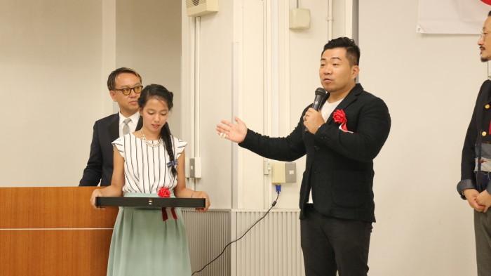 第一回ハサミノチカラアカデミー卒業式&ツアー報告_c0204289_20571047.jpg
