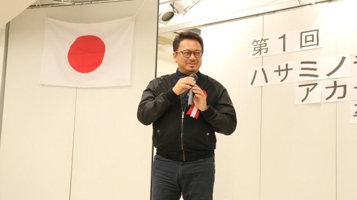 第一回ハサミノチカラアカデミー卒業式&ツアー報告_c0204289_20590177.jpg