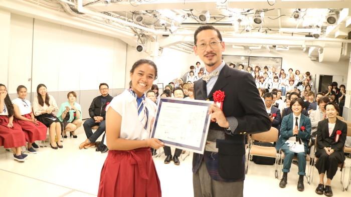 第一回ハサミノチカラアカデミー卒業式&ツアー報告_c0204289_21100373.jpg