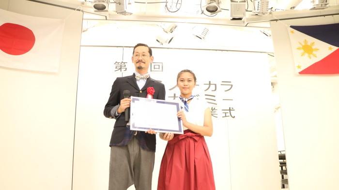第一回ハサミノチカラアカデミー卒業式&ツアー報告_c0204289_21150738.jpg