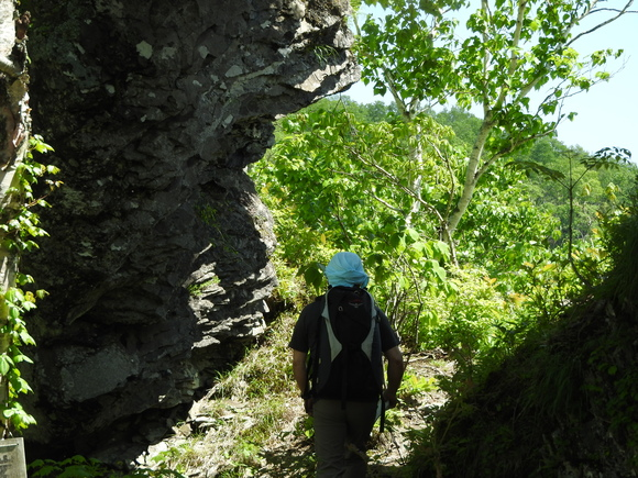 昆布岳に行ってきました_d0198793_15103658.jpg
