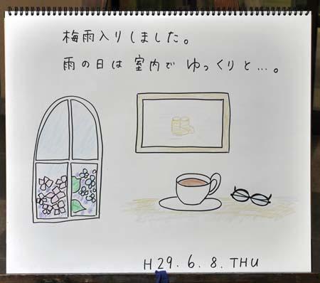 梅雨入り☂_b0364195_09124129.jpg