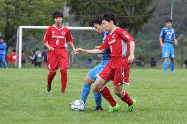 プレイバック【U-18 CLUB YOUTH】東北決勝ラウンド ブラウブリッツ秋田戦 June 3, 2017_c0365198_19524853.jpg