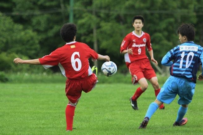 プレイバック【U-18 CLUB YOUTH】東北決勝ラウンド ブラウブリッツ秋田戦 June 3, 2017_c0365198_19525241.jpg