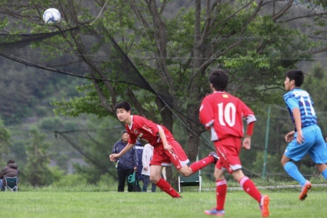 プレイバック【U-18 CLUB YOUTH】東北決勝ラウンド ブラウブリッツ秋田戦 June 3, 2017_c0365198_19525565.jpg
