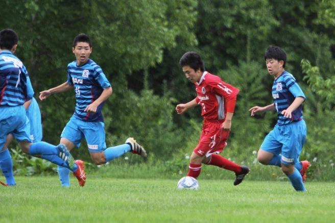 プレイバック【U-18 CLUB YOUTH】東北決勝ラウンド ブラウブリッツ秋田戦 June 3, 2017_c0365198_19525958.jpg