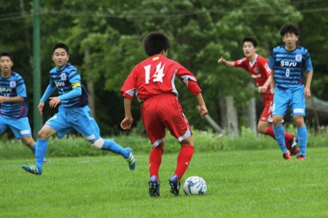 プレイバック【U-18 CLUB YOUTH】東北決勝ラウンド ブラウブリッツ秋田戦 June 3, 2017_c0365198_19542413.jpg