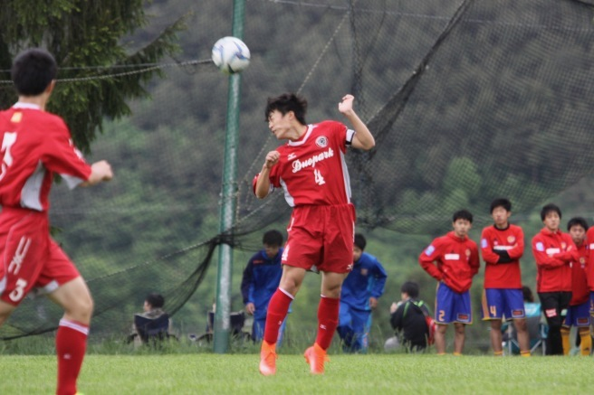 プレイバック【U-18 CLUB YOUTH】東北決勝ラウンド ブラウブリッツ秋田戦 June 3, 2017_c0365198_19550734.jpg