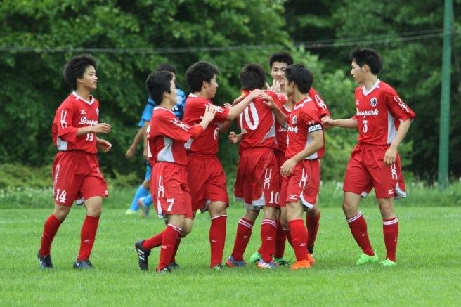 プレイバック【U-18 CLUB YOUTH】東北決勝ラウンド ブラウブリッツ秋田戦 June 3, 2017_c0365198_19555818.jpg