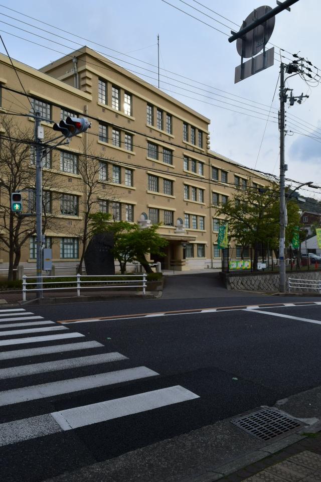 神戸市山本通の海外移住と文化の交流センター(昭和モダン建築探訪)_f0142606_23264311.jpg