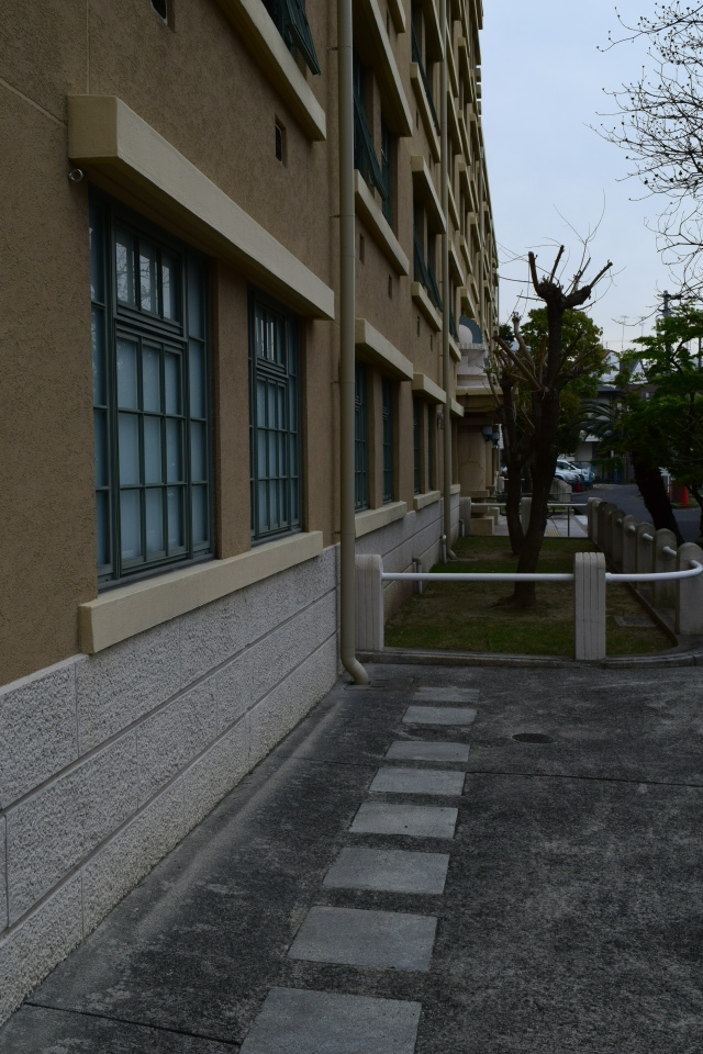 神戸市山本通の海外移住と文化の交流センター(昭和モダン建築探訪)_f0142606_23442367.jpg
