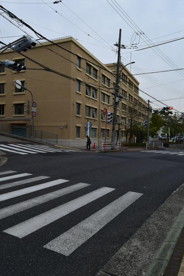 神戸市山本通の海外移住と文化の交流センター(昭和モダン建築探訪)_f0142606_23470241.jpg