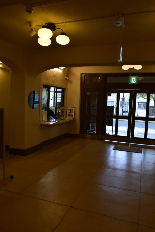 神戸市山本通の海外移住と文化の交流センター(昭和モダン建築探訪)_f0142606_23502980.jpg