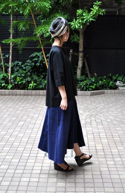 チョタンスカートのベーシックカラーが入荷致しました / tamaki niime_d0193211_18421943.jpg