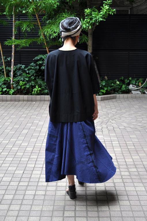 チョタンスカートのベーシックカラーが入荷致しました / tamaki niime_d0193211_18424470.jpg