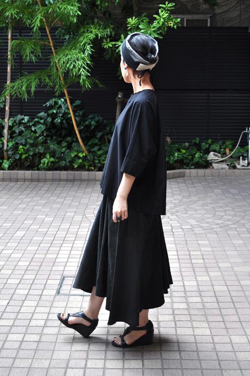 チョタンスカートのベーシックカラーが入荷致しました / tamaki niime_d0193211_18425642.jpg