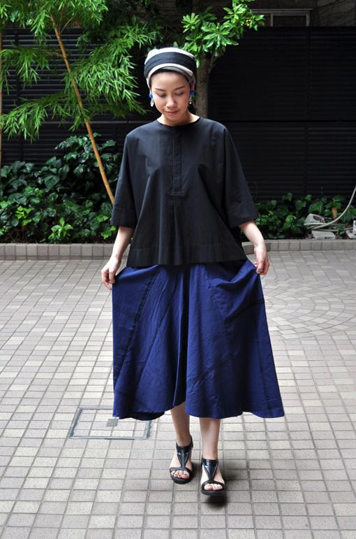 チョタンスカートのベーシックカラーが入荷致しました / tamaki niime_d0193211_18431145.jpg