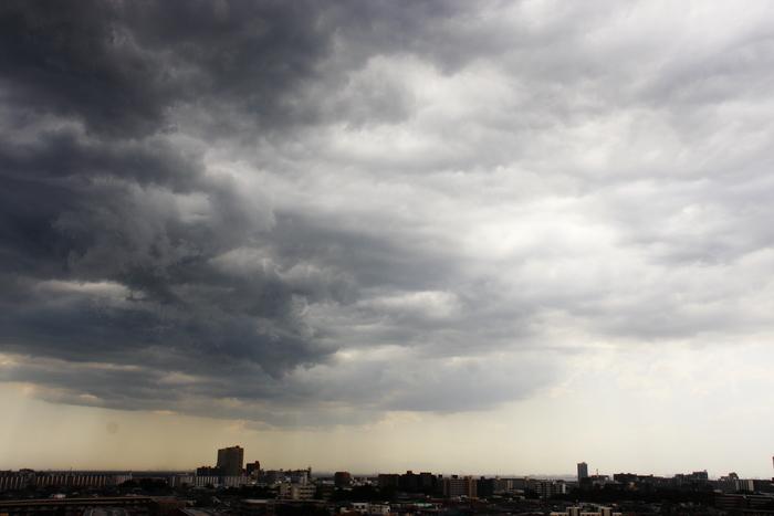 不透明雲(層積雲) : 日々の風...