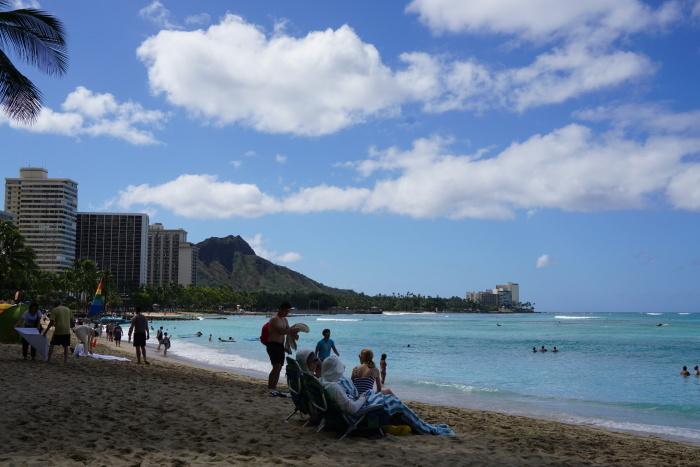 ハワイ旅行 6日目5月4日オアフ島最終日の朝 23_d0152261_12070730.jpg