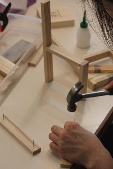 DIYワークショップ『ミニチュア椅子を作ろう!』6月の部が終了しました。_c0334574_16311355.jpg
