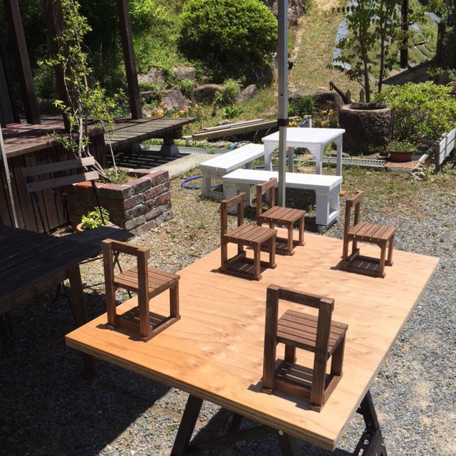 DIYワークショップ『ミニチュア椅子を作ろう!』6月の部が終了しました。_c0334574_16334184.jpg