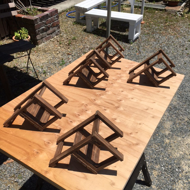DIYワークショップ『ミニチュア椅子を作ろう!』6月の部が終了しました。_c0334574_16342739.jpg