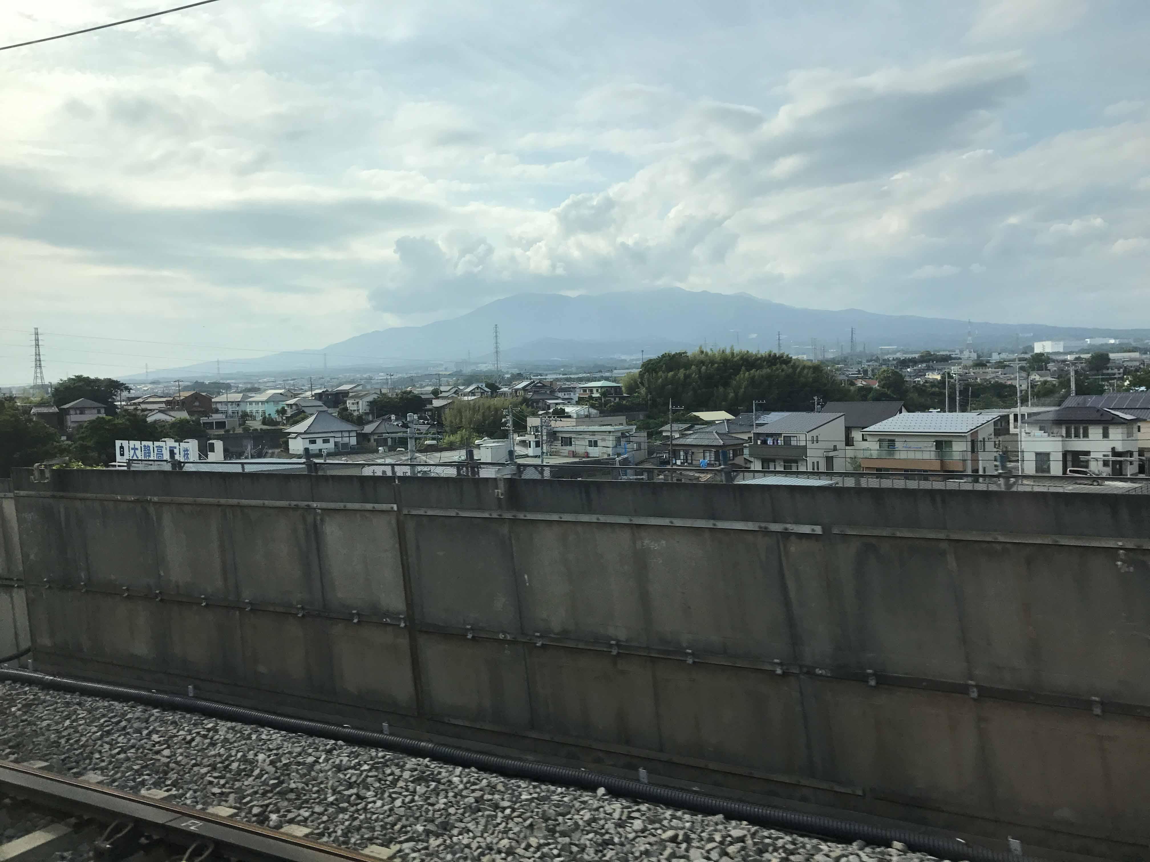富士山見えず!_a0026295_18562611.jpg