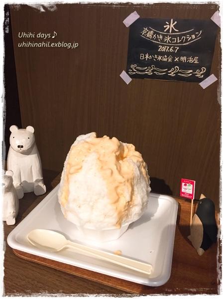 京橋かき氷コレクション!_f0179404_08400404.jpg