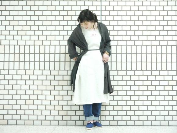 Vintage styling~atelier coat~_f0335217_18431573.jpg