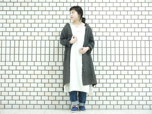 Vintage styling~atelier coat~_f0335217_18434655.jpg