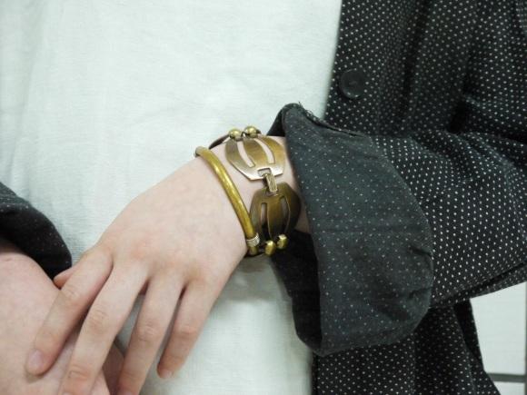 Vintage styling~atelier coat~_f0335217_18453587.jpg