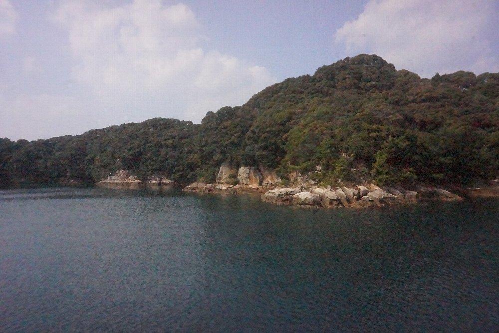西海国立公園  九十九島クルーズ_c0112559_08100302.jpg