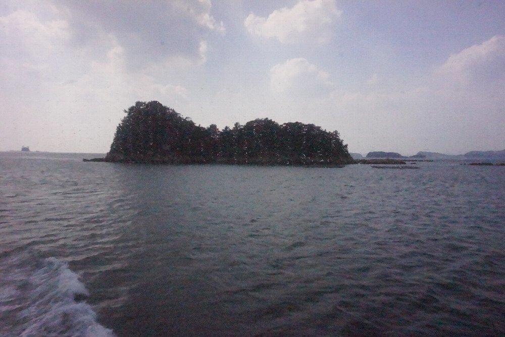 西海国立公園  九十九島クルーズ_c0112559_08105555.jpg