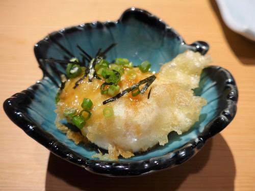 新宿御苑前「天ぷら串 山本家」へ行く。_f0232060_23212282.jpg