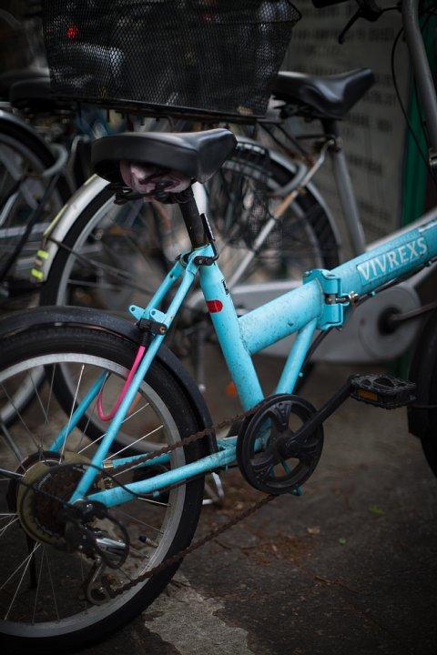 原色の自転車_d0353489_16573059.jpg