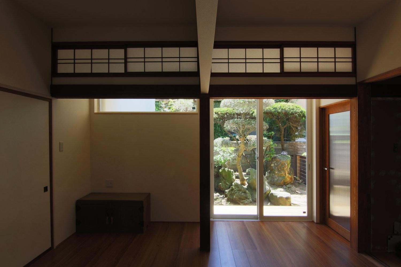 文京町の家 ビフォーアフターその1_b0349892_17061834.jpg