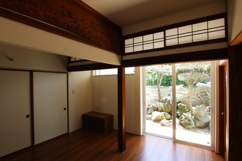文京町の家 ビフォーアフターその1_b0349892_17070688.jpg
