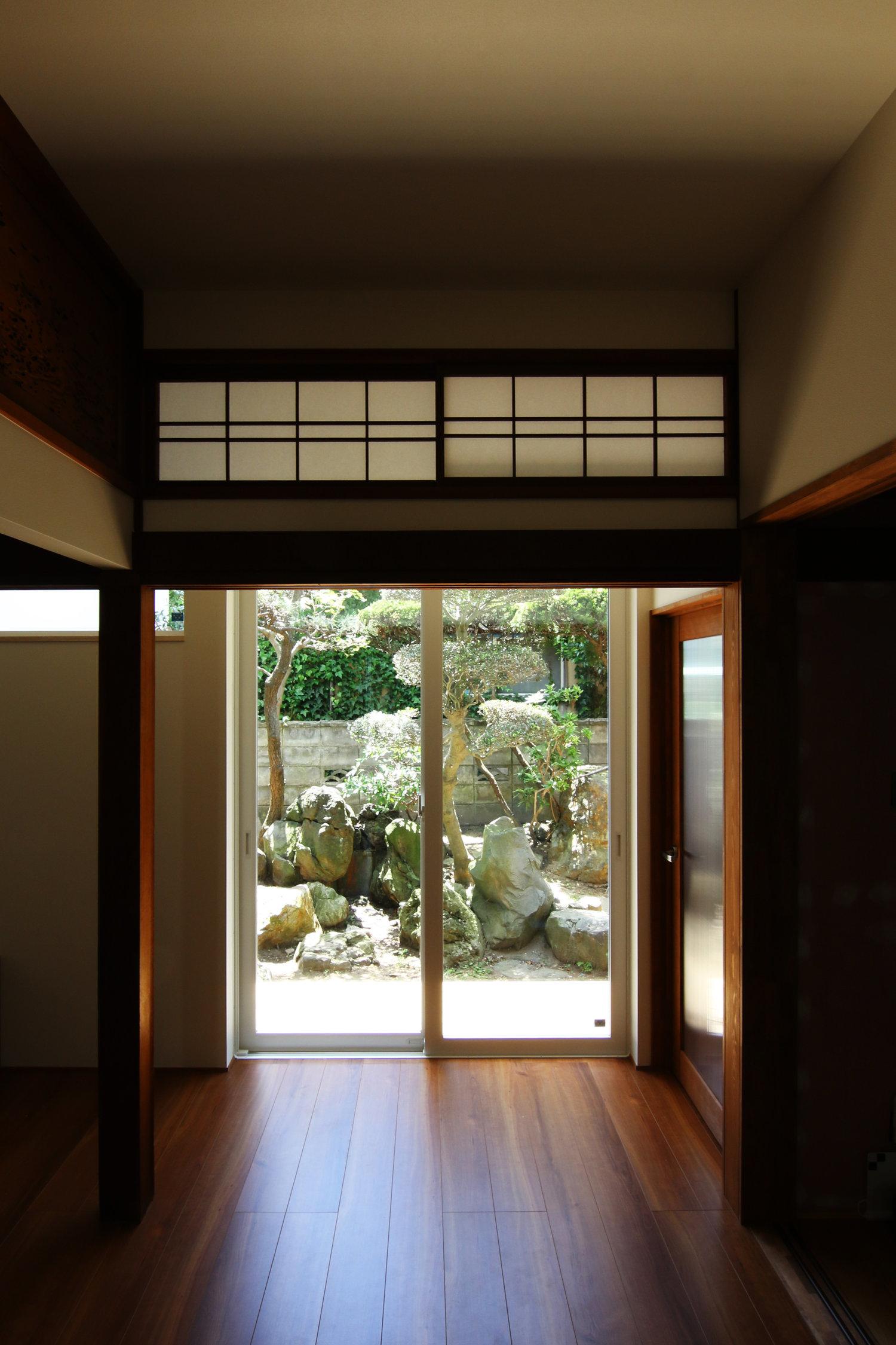 文京町の家 ビフォーアフターその1_b0349892_17072130.jpg