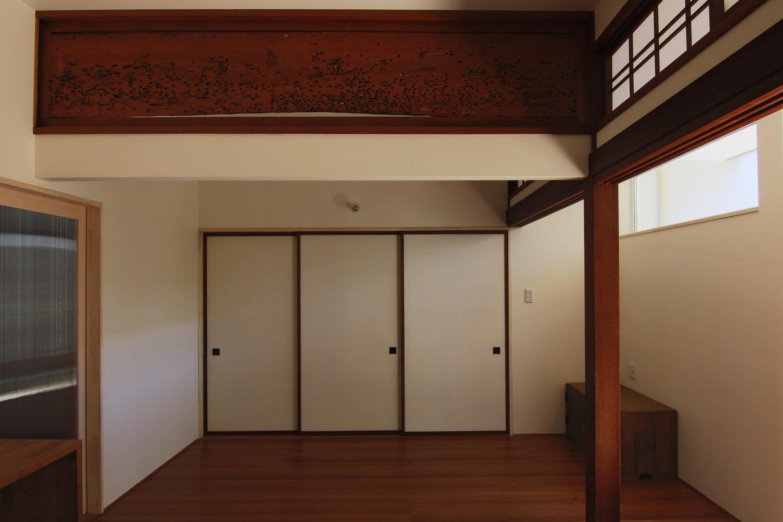 文京町の家 ビフォーアフターその1_b0349892_17082366.jpg